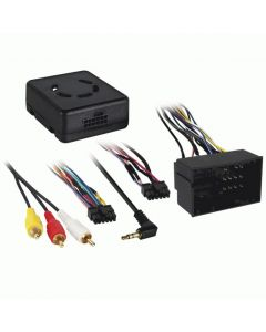 Metra LC-CHRC-01 Economy Radio Replacement Data Bus interface with Chime Retention Speaker