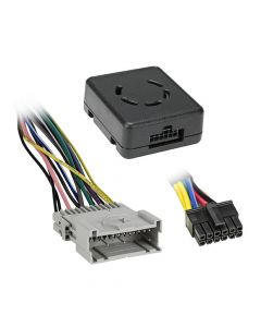 Metra LC-GMRC-05 Economy Radio Replacement Data Bus interface with Chime Retention Speaker