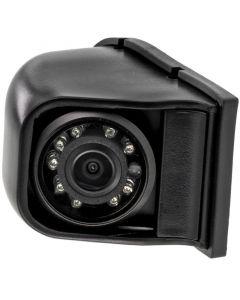 Left side camera