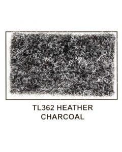 "Metra TL362 54"" Wide x 50 Yard Long Trunkliner - Heather Charcoal"