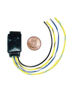MicroBypass Automatic Video in Motion Interface for Alpine radios