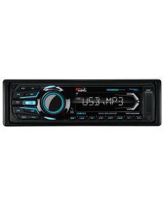 Boss MR1308UABK Marine Single Din-in-Dash Audio Sound System