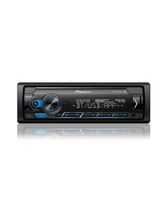 Pioneer MVH-S320BT Single-DIN DIN Digital Media Receiver with Pioneer Smart Sync App Compatibility, MIXTRAX and Bluetooth