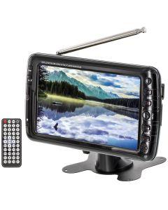 """Naxa NT70 7"""" Rechargeable Portable TV with ATSC - main"""