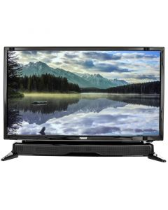 """Naxa NTD-2460 24"""" HD LED TV with AC/DC power adapter and built in DVD - Main"""