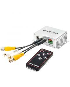 Clarus I368 Mini DVR Recorder - Main