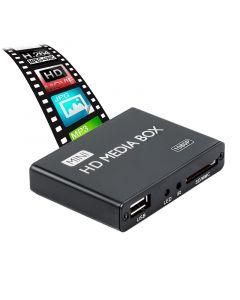 Clarus CVJI-E175-2GEN High Definition Digital Media Player
