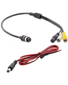 Safesight SMCRCA01 Back Up Camera RCA Adapter Harness - Main View
