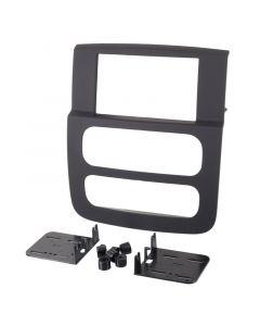 Metra 95-6522B Double DIN Installation Kit for Dodge Ram Trucks - Main