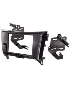 Metra 95-7622HG Double DIN Dash Kit for 2014-Up Nissan Rogue Vehicles