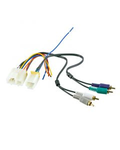 Metra 70-1764 Car Stereo Wiring Harness - Wire harness