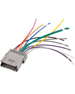 Metra 70-2102 2004 - 2005 Saturn Car Stereo Wiring Harness - Connector detail