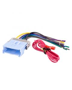 Metra 70-2103 Car Stereo wire harness for 2004 - 2009 Chevrolet vehicles - Main