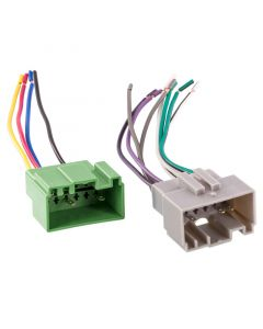 Metra 70-9221 Car Stereo Wiring Harness for Volvo - Front