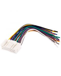 Metra 71-1004 Car Stereo Wiring Harness - Connector detail