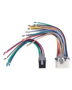 Metra 71-2003-1 Car Stereo Wire Harness - Top