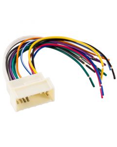 Metra 70-1004 Car Stereo Wire Harness for Hyunda and Kia - Connector detail