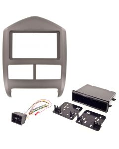 Metra 99-3012G-LC Single or Double DIN Installation Kit - Complete