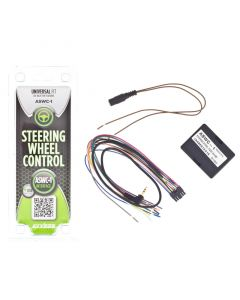 Axxess ASWC-1 Universal Steering Wheel Control Interface for Aftermarket radio