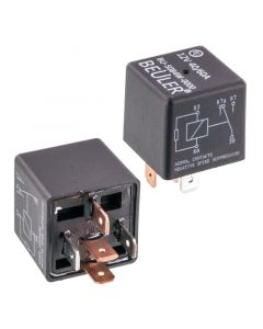 Beuler BU5084W Waterproof 12 VDC Automotive 5-Pin Relay