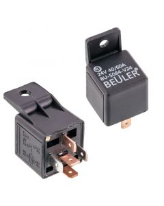 Beuler BU5084M Waterproof 12 VDC Automotive 5-Pin Relay