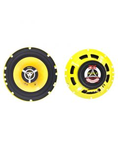 Pyle PLG6.2 6.5 Inch 2-Way Car Speakers - Front and Back