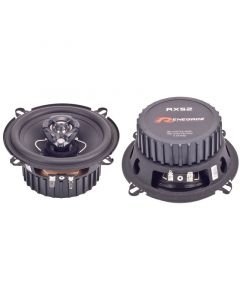 Renegade RX42 5-1/4 inch car speakers - Front and back