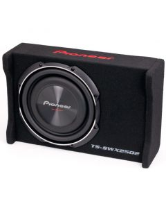 "Pioneer TS-SWX2502 10"" Shallow Series Preloaded Enclosure"