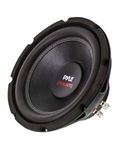 Pyle PLPW10D 10 inch dual voice coil car subwoofer - Front right