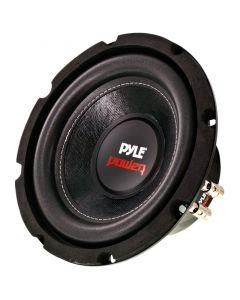 Pyle PLPW8D 8 inch dual voice coil car subwoofer - Front right