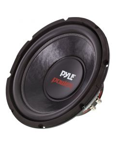 Pyle PLPW12D 12 inch dual voice coil car subwoofer - Front right