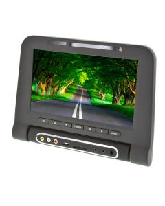 Accelevision LCDHFD9WB 9 Inch Headrest Mount Monitor with SD Card Player - Right Side view