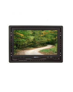 Savv LM-U7310W 7 Inch Wide TFT LCD Monitor with IR Wireless transmitter