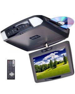 "Power Acoustik PMD-90CM 9"" Overhead DVD Player - Main"
