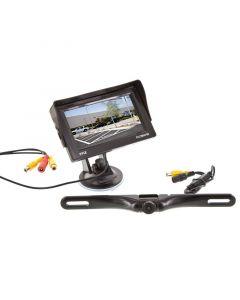 Pyle PLCM4700 Back up camera system - LCD monitor and Camera