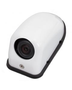 Audiovox Voyager VCMS12LWT White Left Side Mount Camera - Camera assembled