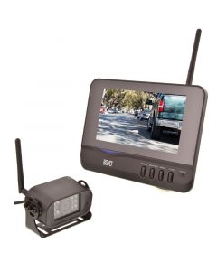 Boyo VTC700R 2.4 GHz Digital Wireless Back up Camera System - Camera and monitor