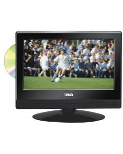 """DISCONTINUED - NAXA NTD1354 13.3"""" Widescreen LED HDTV with Built-In Digital TV Tuner and DVD Player"""