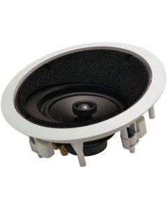 "ArchiTech AP-815LCRS 8"" 2-Way Angled LCR In-Ceiling Speaker - No speaker grill"