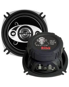 Boss Audio P45-4C 4 inch 4 - way Car Speakers