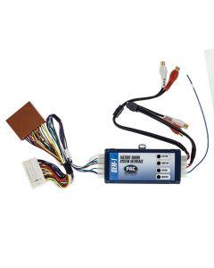 PAC AOEM-MAZ2 2006 and Up Mazda add an amplifier interface