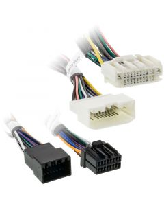 PAC APH-CH01 2008 - and Up select Chrysler, Dodge, Jeep, Maserati and RAM Amplifier Bypass interface - Main
