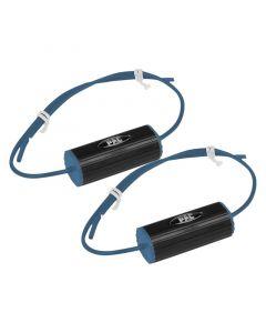 PAC BASS BLCKR 0-300HZ 4OHM 0-150HZ 8 OHM (2)BLUE