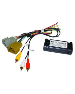 """Pac LCGM52 Radio Replacement Interface for 2016-2017 Select GM(R) Trucks with 7"""" Display"""