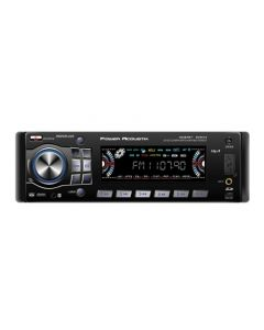 Power Acoustik PADVD-230 Single DIN In Dash Multimedia DVD Player AM/FM Receiver and Optional Add-On Digital TV Tuner