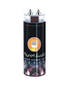 Planet Audio PC3.5B Black Finish Capacitor 3.5 Farad