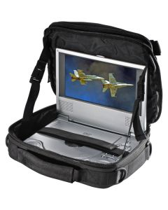 "Case Logic PDVS-4 7"" Nylon DVD Player Case With Suspension System"