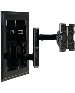 """Peerless Im760P In-Wall Mounts 32""""-71"""" Flat Panel Screens Black 6Ft HDMI Cable"""