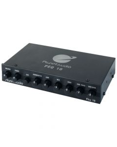 Planet Audio PEQ10 4-Band Graphic Equalizer