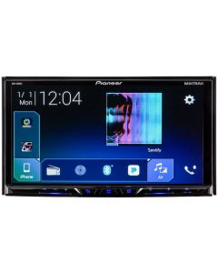 """Pioneer AVH-600EX 7"""" Double-DIN In-Dash DVD Receiver with Bluetooth & SiriusXM Ready - Main"""